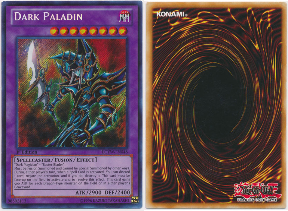 Unique image for Dark Paladin