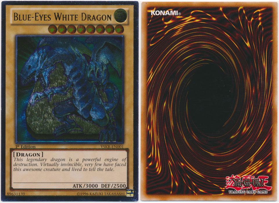 Unique image for Blue-Eyes White Dragon