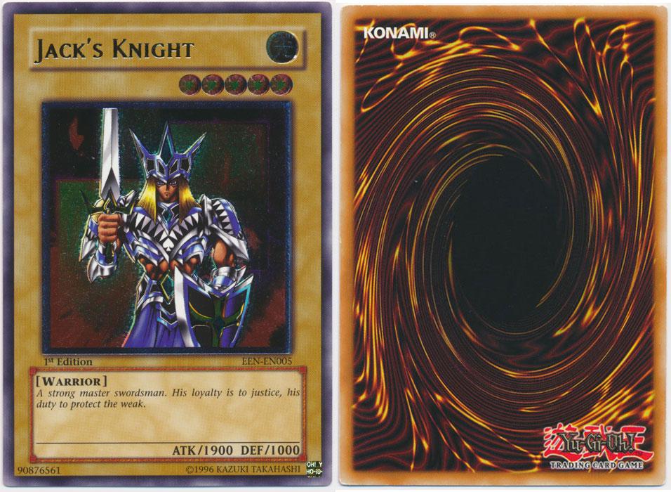 Unique image for Jack's Knight (Ultimate Rare)
