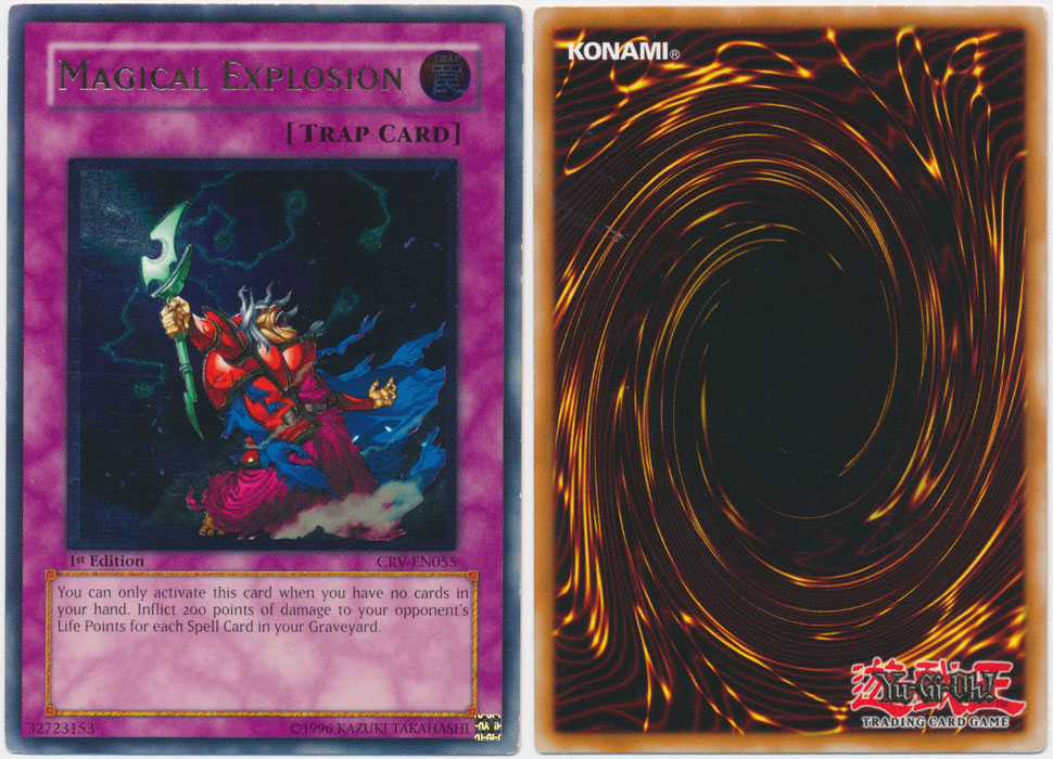 Unique image for Magical Explosion (Ultimate Rare)