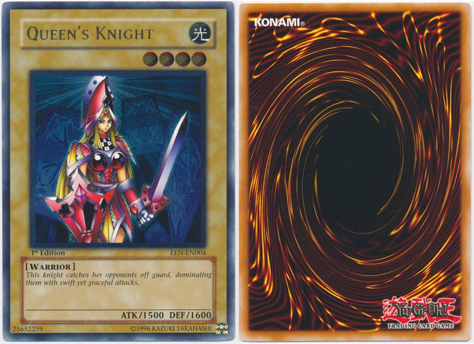 Unique image for Queen's Knight (Ultimate Rare)