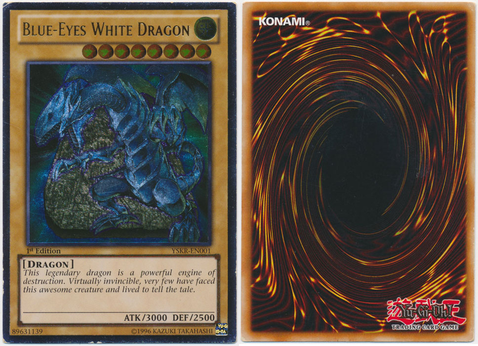 Unique image for Blue-Eyes White Dragon