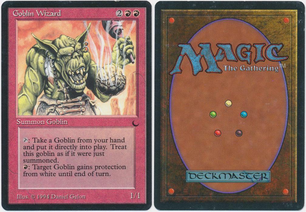 Unique image for Goblin Wizard
