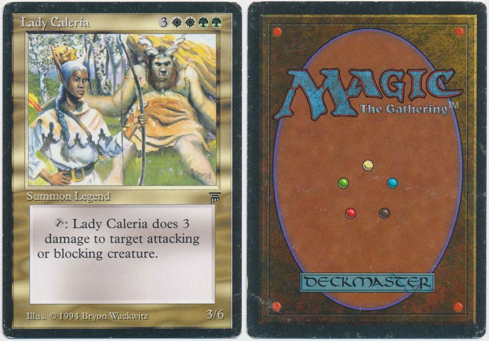 Unique image for Lady Caleria