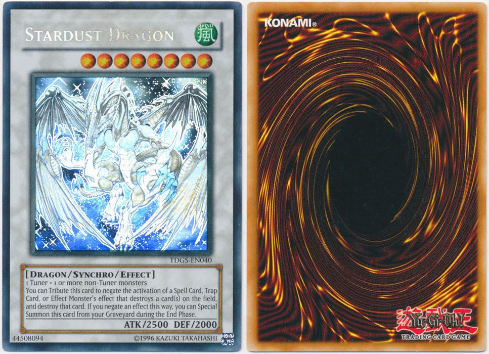 Unique image for Stardust Dragon (Ghost Rare)