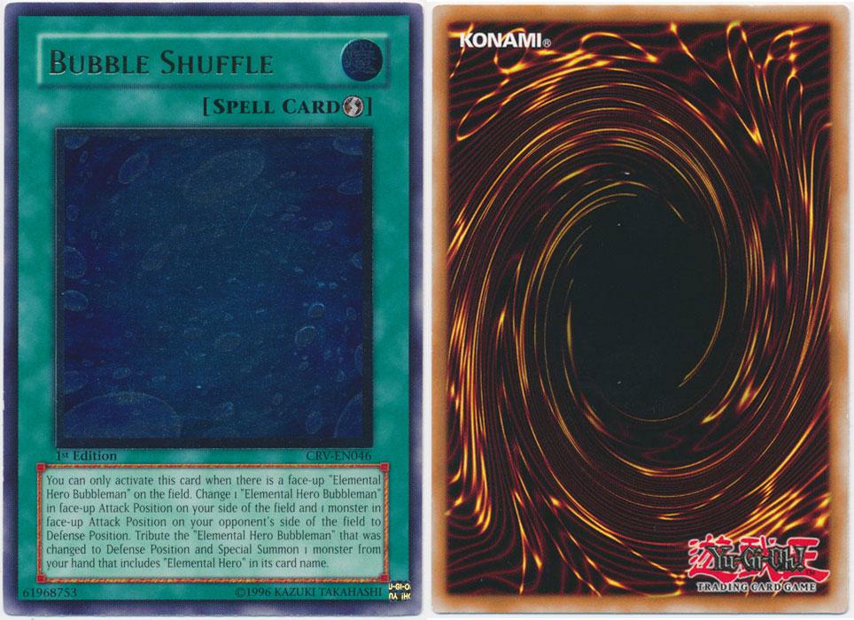 Unique image for Bubble Shuffle (Ultimate Rare)