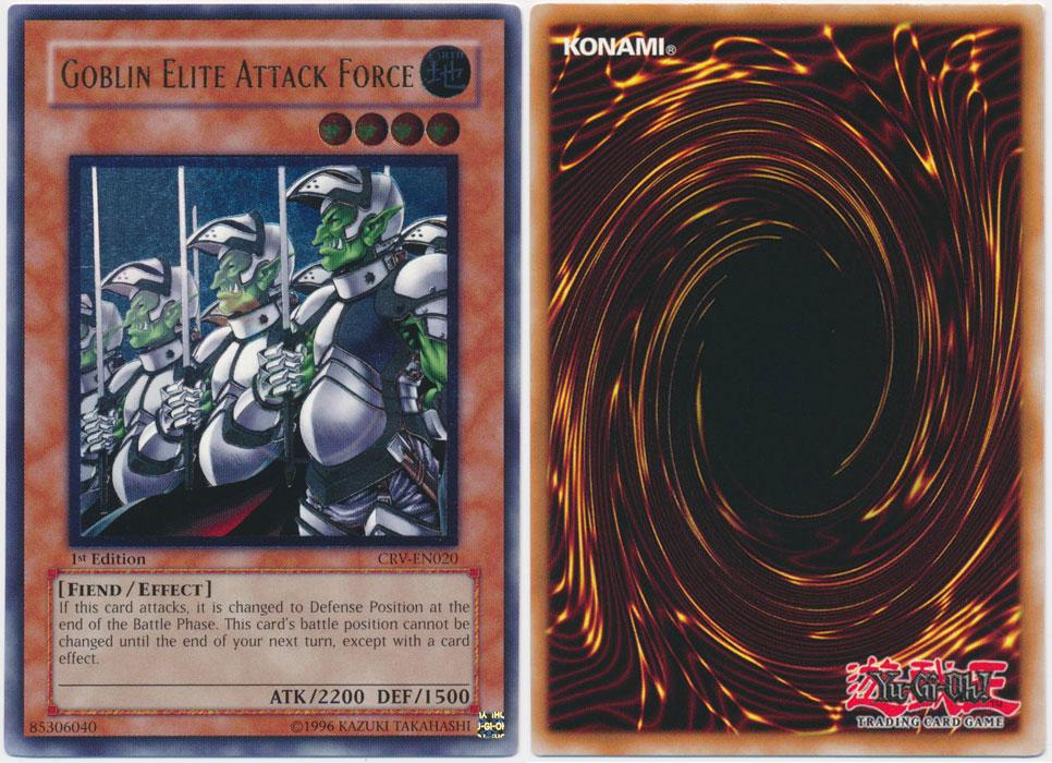 Unique image for Goblin Elite Attack Force (Ultimate Rare)