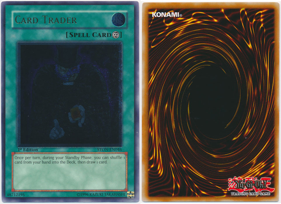 Unique image for Card Trader (Ultimate Rare)