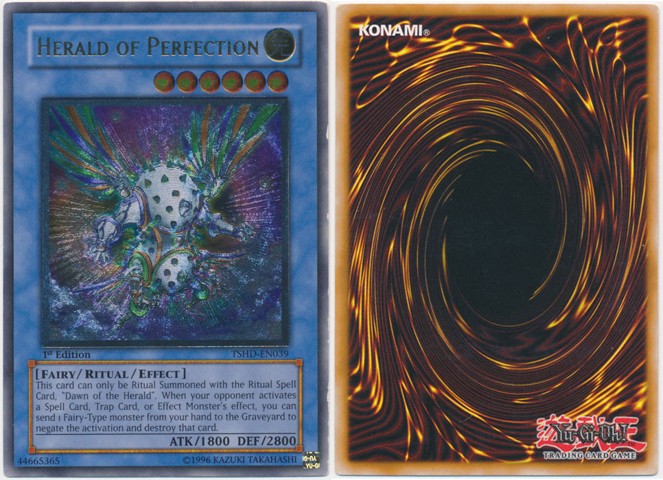 Unique image for Herald of Perfection (Ultimate Rare)