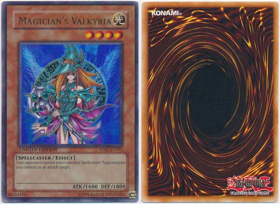 Unique image for Magician's Valkyria