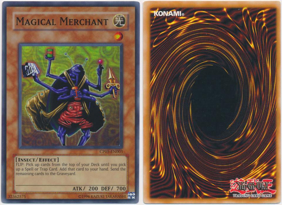 Unique image for Magical Merchant