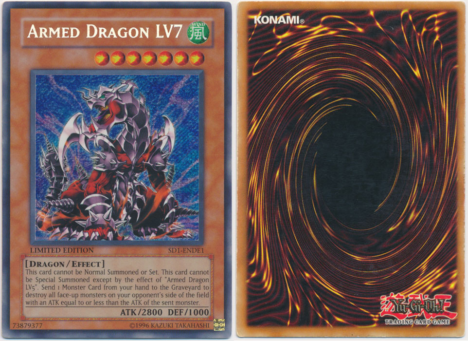 Unique image for Armed Dragon LV7