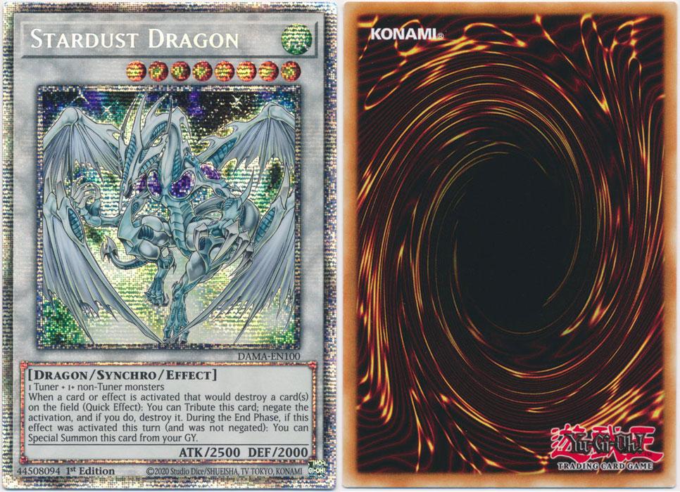Unique image for Stardust Dragon