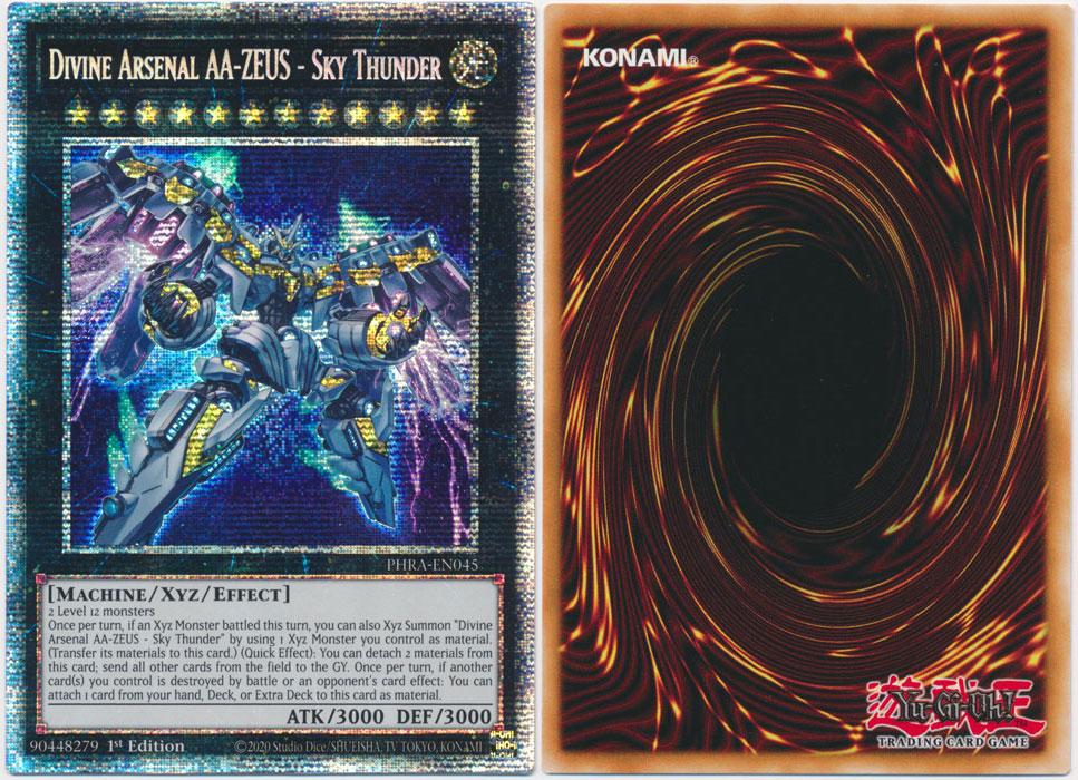 Unique image for Divine Arsenal AA-ZEUS - Sky Thunder