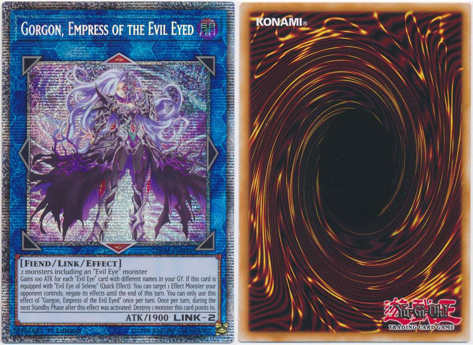 Unique image for Gorgon, Empress Of The Evil Eyed