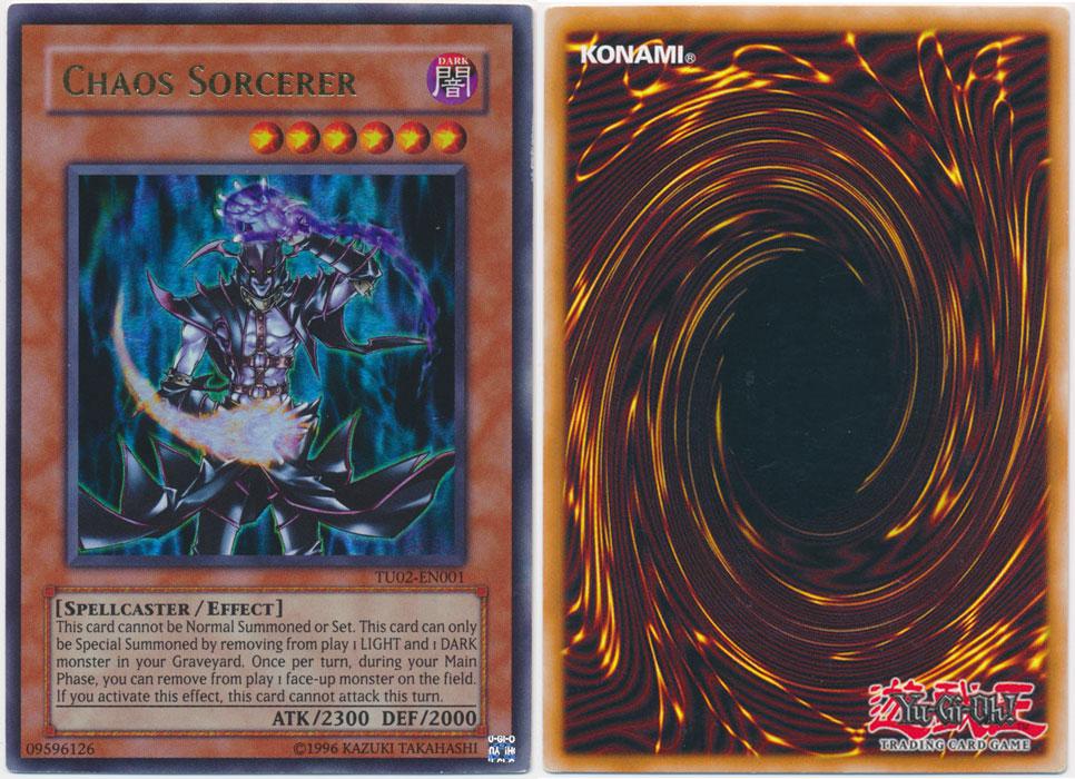 Unique image for Chaos Sorcerer