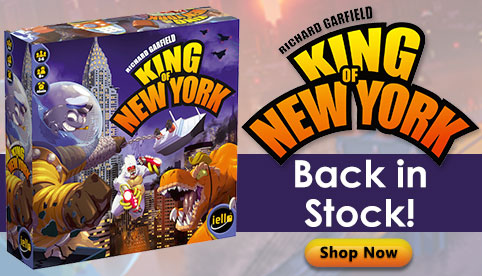 King of New York Reprint
