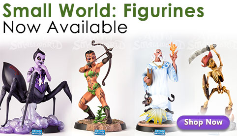 Small World Figurine