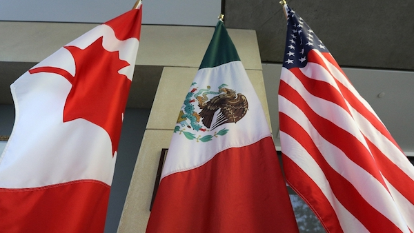 NAFTA or  U.S.-Mexico Trade Agreement?