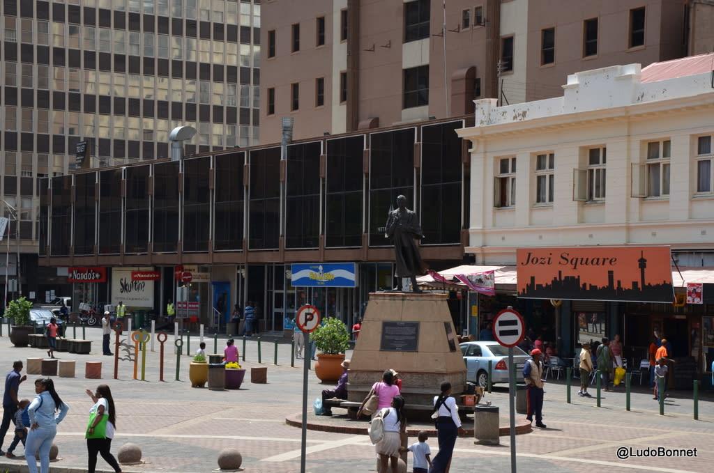 Johannesburg – Afrique du Sud place