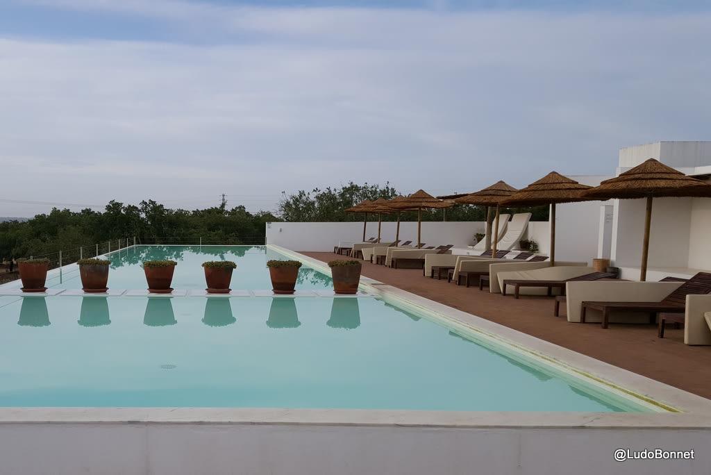 Ecorkhotel – Hotel Portugal Evora – Piscine extérieure