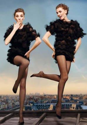 DIM collection Automne Hiver 2013-2014 - nous donne des ailes
