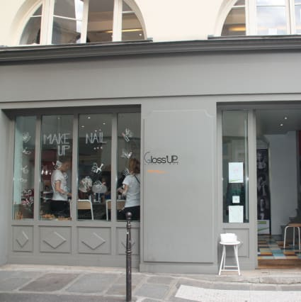 GlossUp Beauty Bar Paris