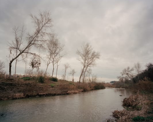 River, Martin Usborne, 2015