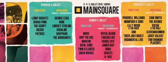 Main Square Festival 2015