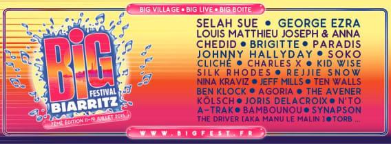 Big Festival Biarritz 2015