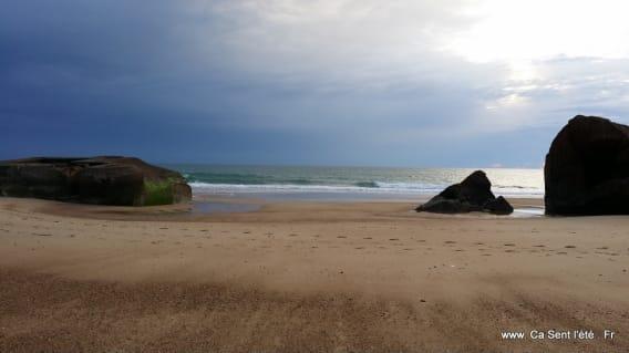Plage de Capbreton surf-05-29 21.04.12