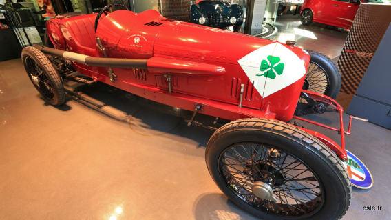 MotorVillage expo Alfa'Mazing Cars