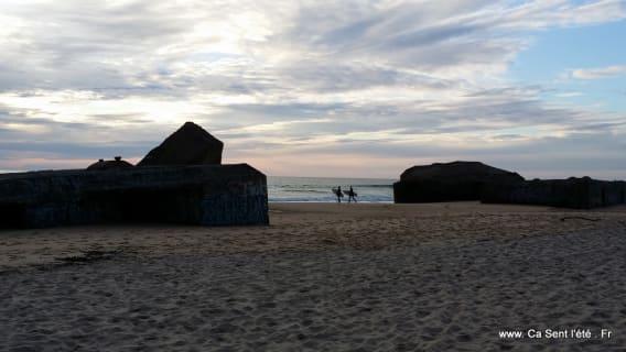 Plage de Capbreton surf-05-29 20.59.51