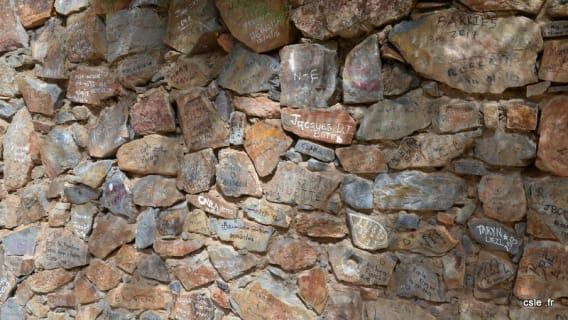 mur cascade