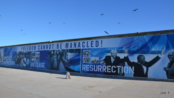Mandela Robben Island
