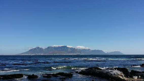 Vur sur Cape Town