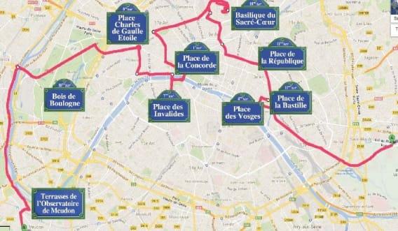 carte-traversee-paris-2014-estivale-parcours