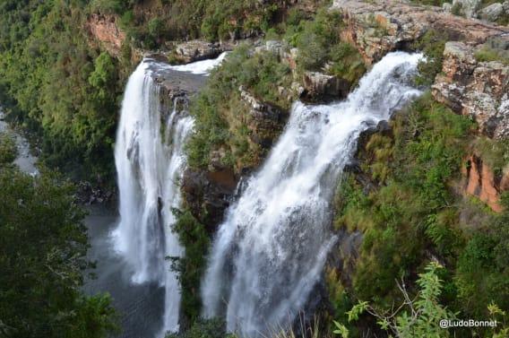 cascade Blyde River Canyon