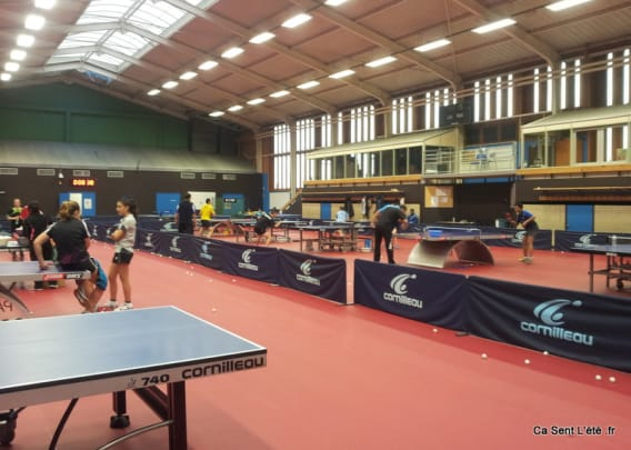 ping pong INSEP - tennis de table