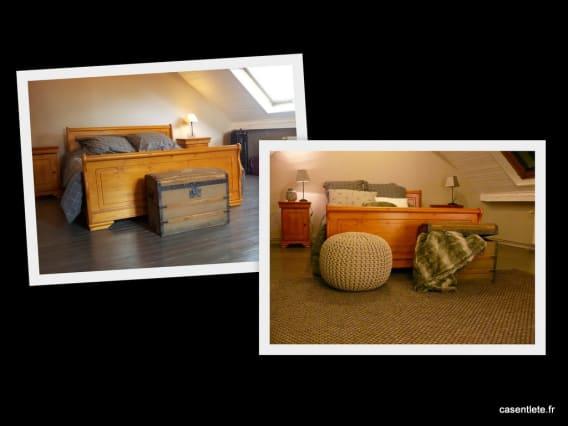 Décoration Chambre Avant/Après