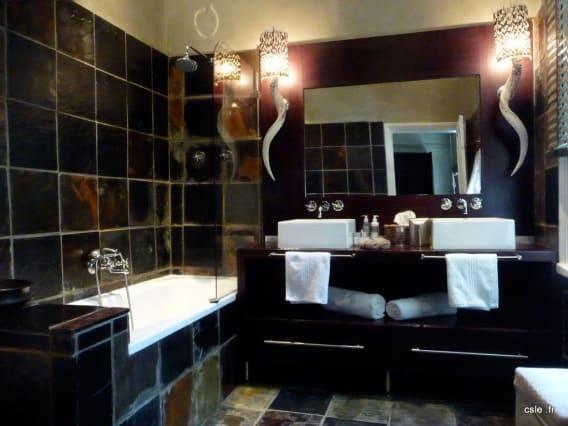 salle de bain jardin ebene