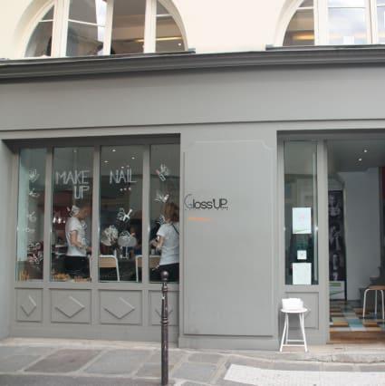 GlossUp Beauty Bar Paris