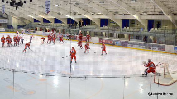 Hockey sur glace Anglet