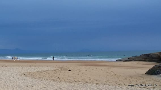 Plage de Capbreton surf-05-29 21.02.27