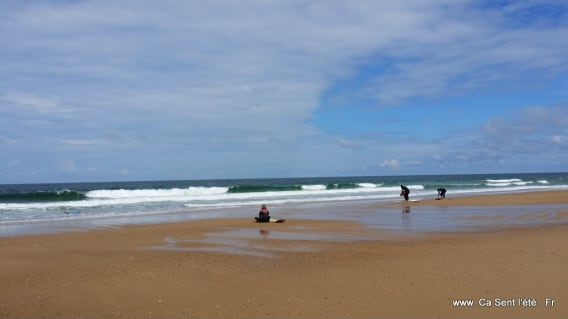 Plage de Capbreton surf-05-30 11.12.14