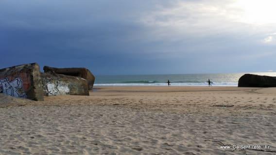 Plage de Capbreton surf-05-29 21.00.32