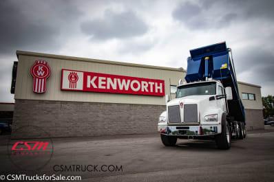 Video: Kenworth T880 Body Builder Academy
