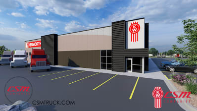 Wisconsin Kenworth Dealerships Expand into Fond du Lac