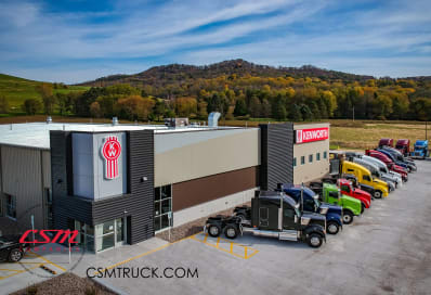 New Wisconsin Kenworth Location – La Crosse Facility Supports Western Wisconsin