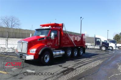 2021 Kenworth T880 MJ459100